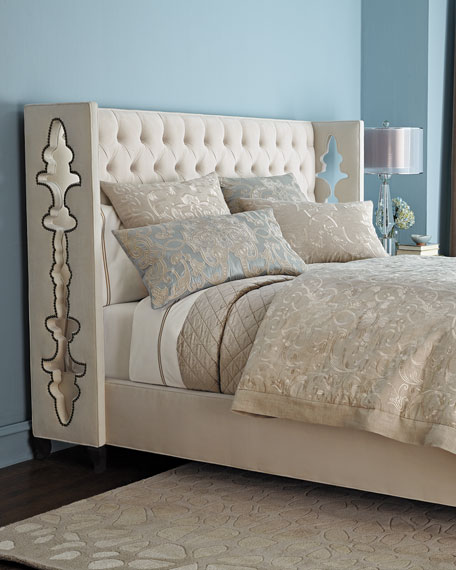 Ballustrade Queen Bed