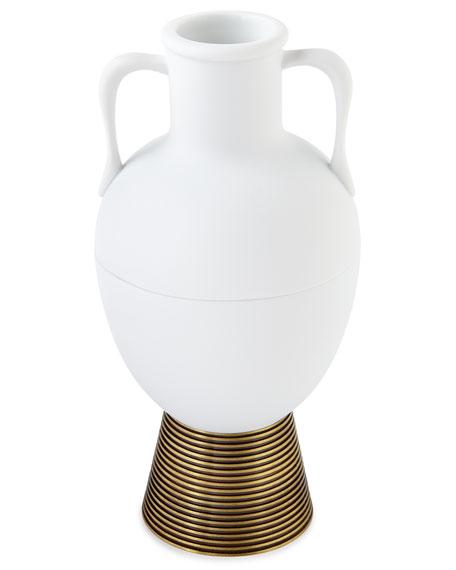 L'Objet Amphora Incense Holder & The Russe Incense