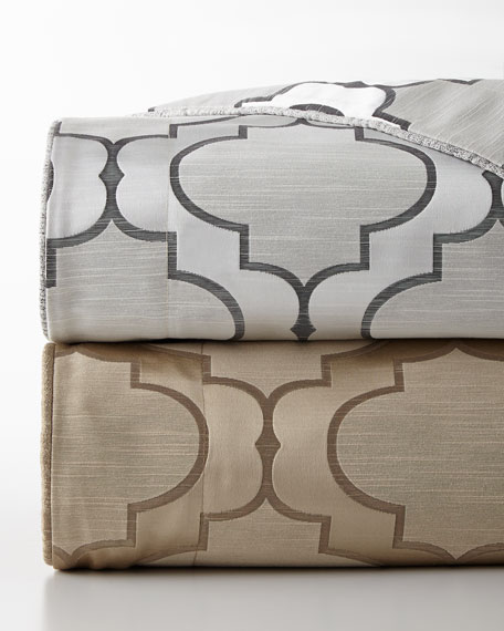 Austin Horn Classics Queen 3-Piece Reversible Hutton Duvet