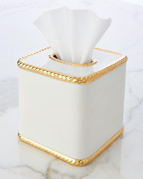 Labrazel Rope Tissue Box Cover