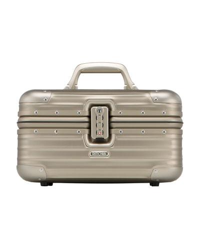 Topas Titanium Beauty Case