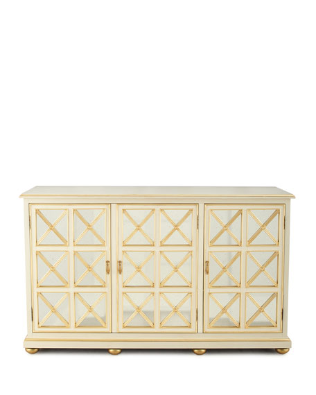 Jasmine Mirrored Sideboard