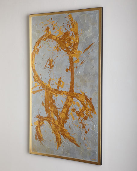 "Image 2 of 2: RFA Fine Art ""14 Karat"" Original Painting"