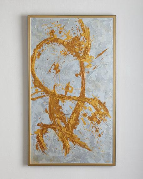 "RFA Fine Art ""14 Karat"" Original Painting"