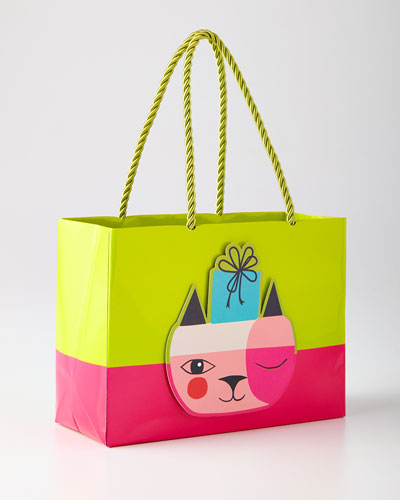 Cat Small Gift Bag