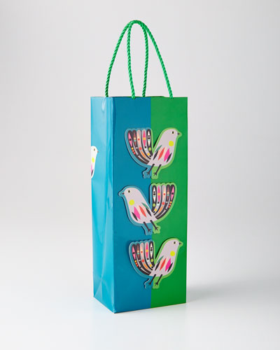 Partridge Bottle Bag
