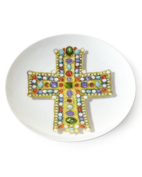 Christian Lacroix Love Who You Want Lacroix Lacroix! Dessert Plate