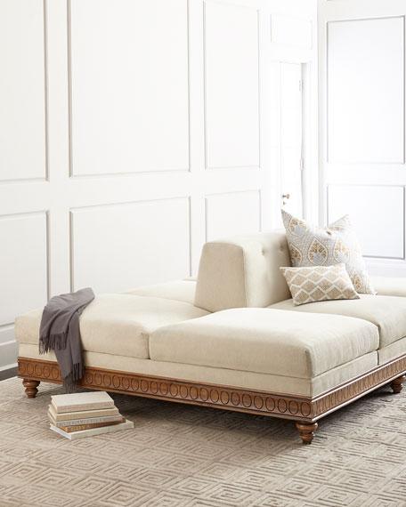 Double Sided Sofa : Serena Double-Sided Sofa