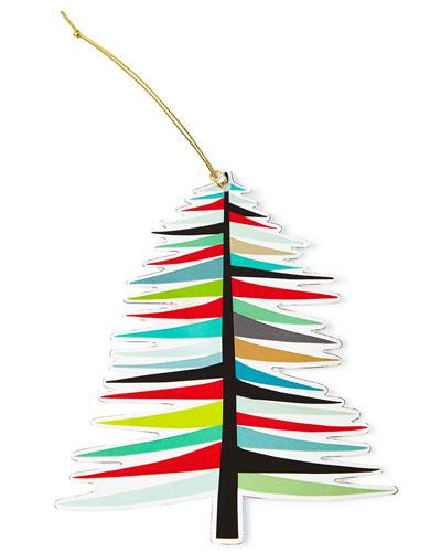 Tree Ornament Tags, Set of 4