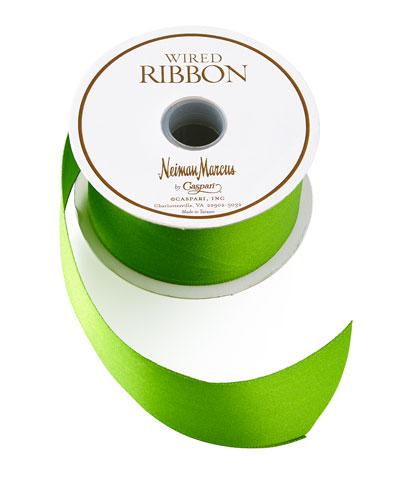 Solid Green Ribbon