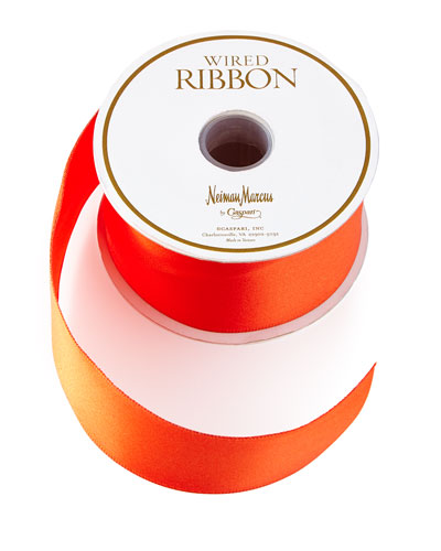 Solid Orange Ribbon