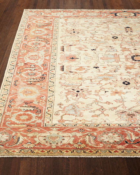 Image 3 of 3: Exquisite Rugs Aaron Serapi Rug, 12' x 15'