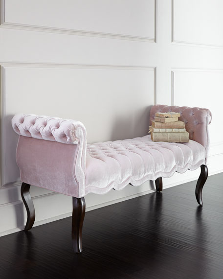 Haute House Blush Rebecca Bench
