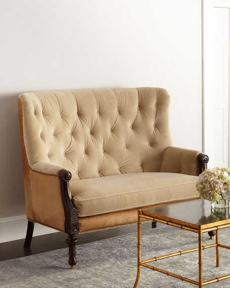 Massoud Tolliver Settee