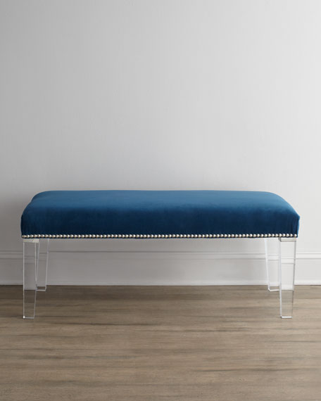 "Massoud Water's Edge 60""L Bench"