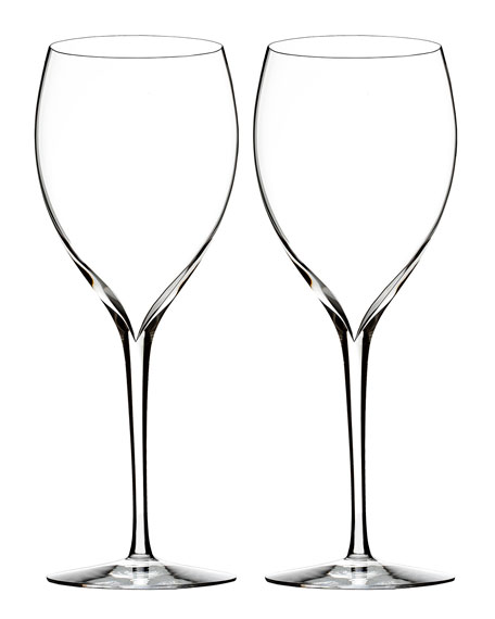 Waterford Crystal Elegance Sauvignon Blanc Wine Glasses, Set
