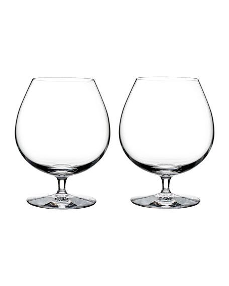 Elegance Brandy Glasses, Set of 2