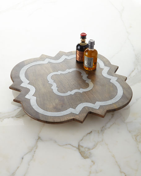 G G Collection Lazy Susan
