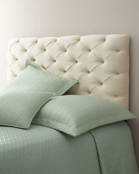 Valentine Tufted King Headboard