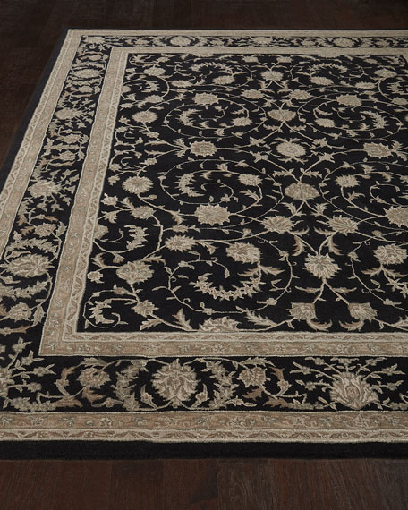 "NourCouture Gregson Night Rug, 7'9"" x 9'9"""