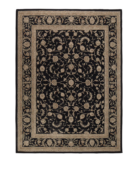"Image 3 of 3: NourCouture Gregson Night Rug, 8'6"" x 11'6"""
