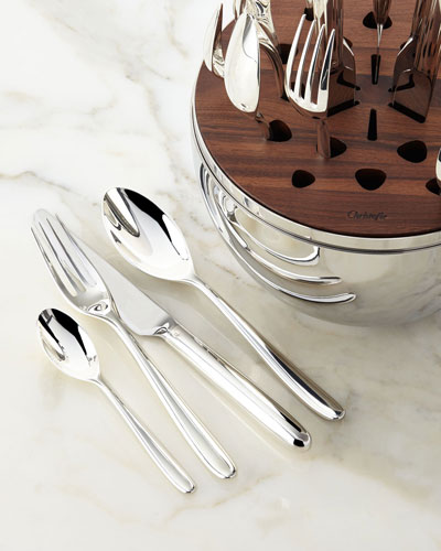24-Piece Mood Flatware Service