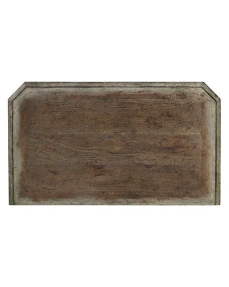 Hooker Furniture Cortina Three-Drawer Nightstand