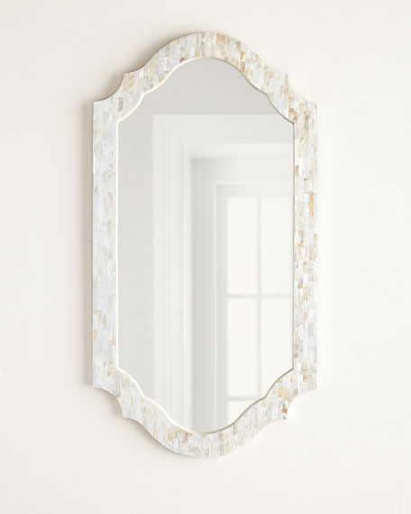 Alanis Oval Mirror