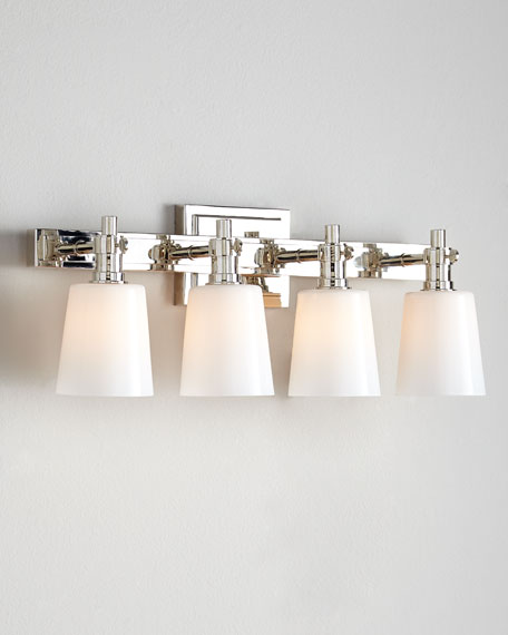Visual Comfort Bryant 4-Light Linear Bath Sconce