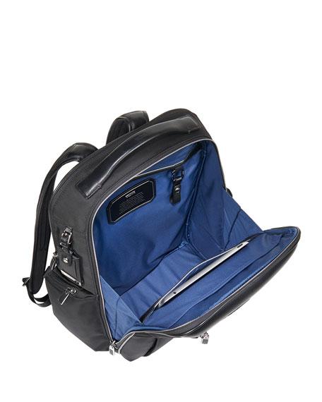 Arrive Black Bradley Backpack