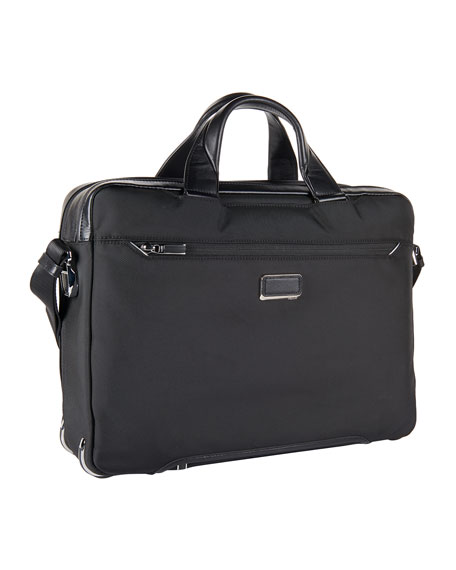 Arrive Pewter Fairbanks Brief