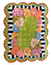 Image 1 of 2: Cutting Garden Rug, 8' x 10'