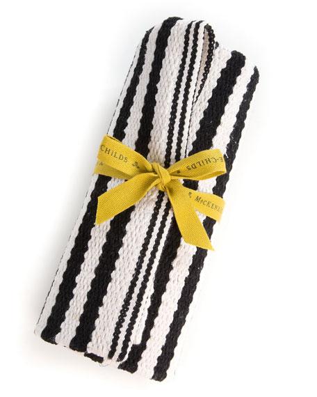 Stripe Scatter Rug, 2' x 3'