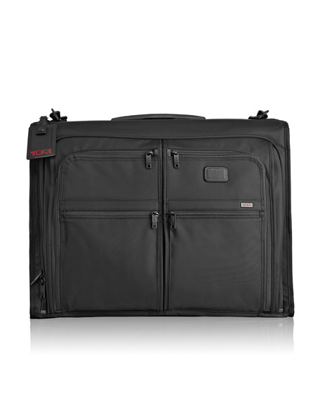 TUMI Alpha 2 Black Classic Garment Bag Luggage