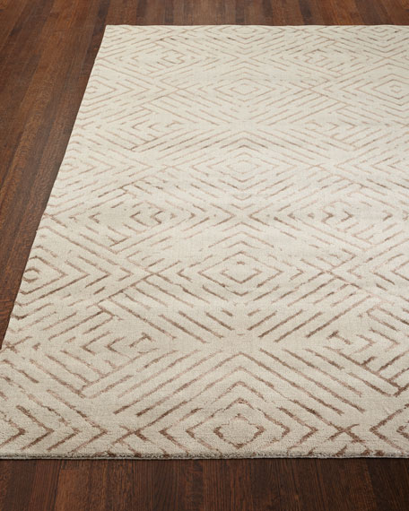 Understated Luxe Rug, 9' x 12'