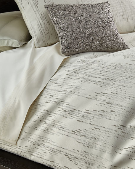 Donna Karan Home King Exhale Duvet Cover