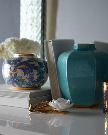 AERIN Delphine Geo Vase