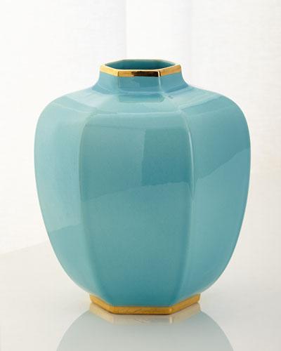 Delphine Geo Vase