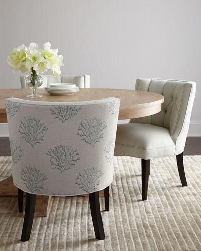 Tiffany Armless Dining Chair
