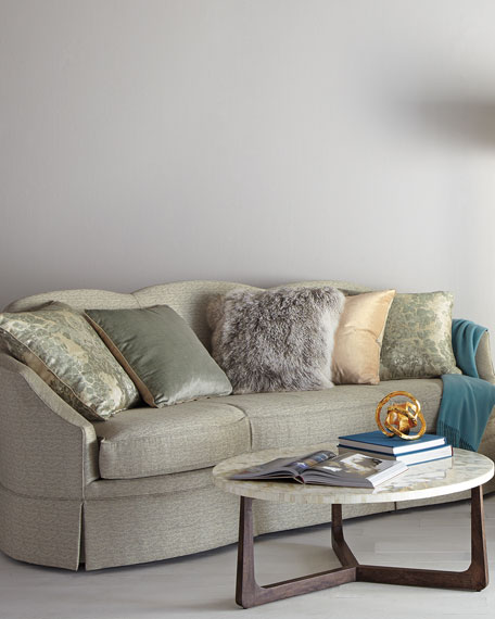 Exquisitely Sage Sofa