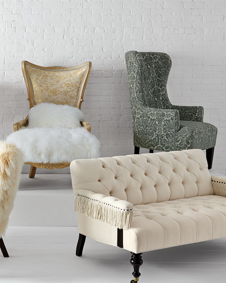 Misty Tufted Chair