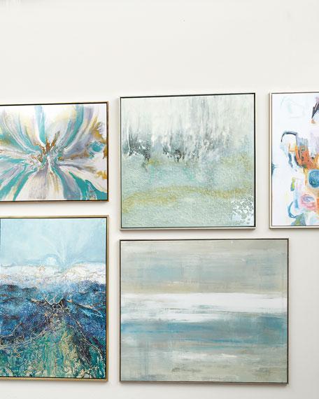 """""""Wave Break"""" Giclee on Canvas Wall Art"""