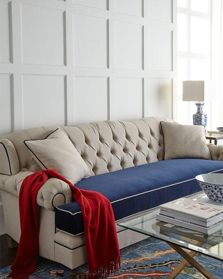 Haute House Classic Mr. Smith Sofa