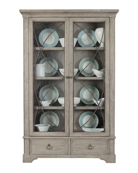 Gant Display Curio Cabinet