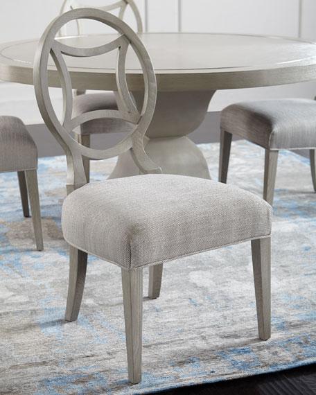 Bernhardt Criteria Side Chairs, Pair