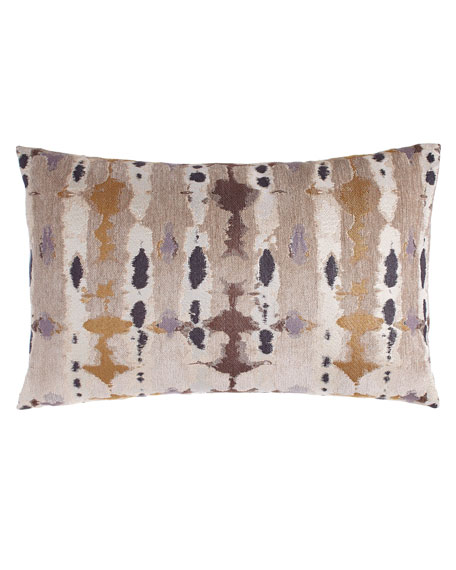 "Dian Austin Couture Home Lokesh Pillow, 25"" x 15"""