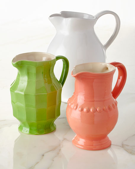 Assorted Pitchers, 3-Piece Set