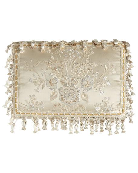 "Austin Horn Collection Charlotte Boudoir Pillow, 13"" x 18"""