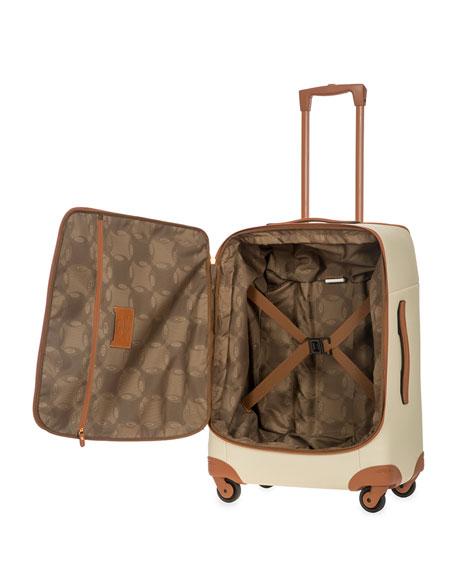 "Firenze Cream 26"" Light Spinner Luggage"