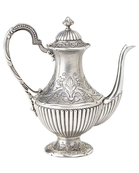 RENAISSANCE COFFEE POT